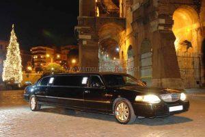 Affitto Limousine Nera Roma