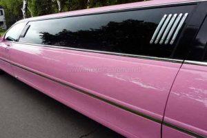 Affitto Limousine Rosa