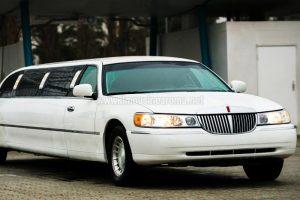 Lincoln Limousine Bianca