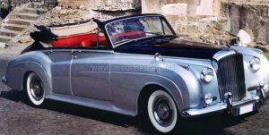 Bentley S2 Cabrio Auto D'epoca