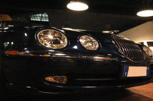 Noleggio Jaguar S Type Roma