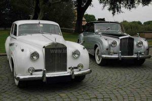Affitto Bentley S1 Roma