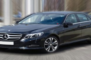 Noleggio Mercedes Classe E Nera