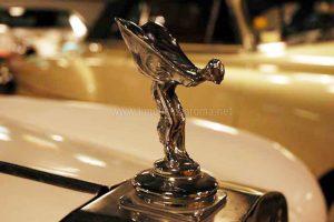 Rolls Royce Silver Cloud S1 Stemma