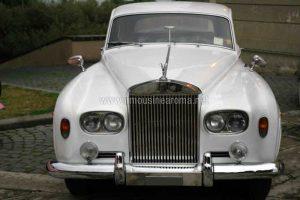 Rolls Royce Silver Cloud S3 Bianca Roma