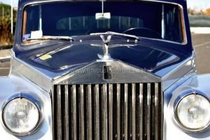 Affitto Rolls Royce Silver Wraith Roma