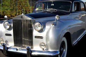Rolls Royce Silver Wraith Auto Matrimonio