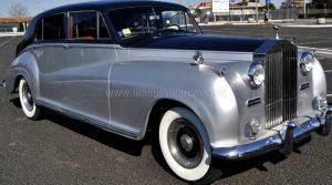 Rolls Royce Wraith Auto Cerimonie