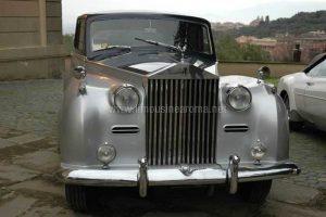 Rolls Royce Silver Wraith Auto D'epoca